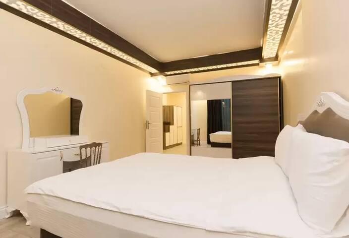 Merada Suite Otel Oda Kahvaltı Suite Oda 2 kişilik