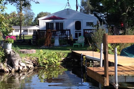 Cozy Cottage on Quiet McClish Lake