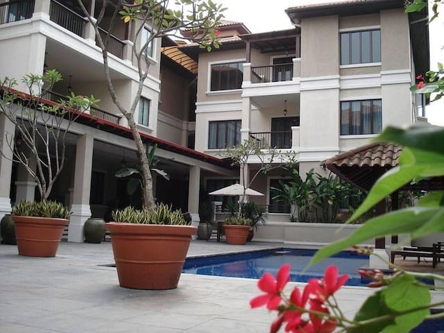 3 bedrooms apartment in the heart of KL !!!