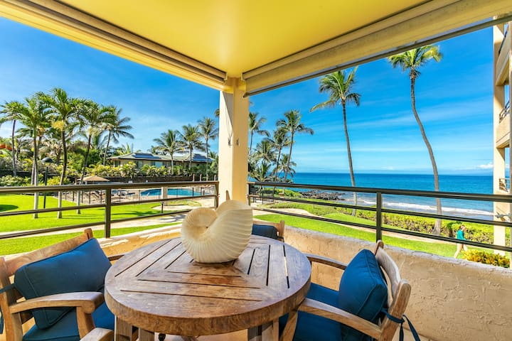 Beautifully Redesigned! Lovely Ocean Views! PB 203