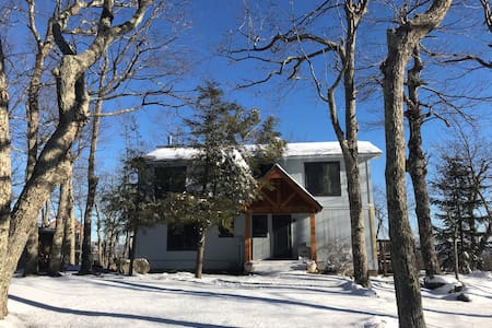 The Blue Ridge Eagles Nest. Summit of Wintergreen
