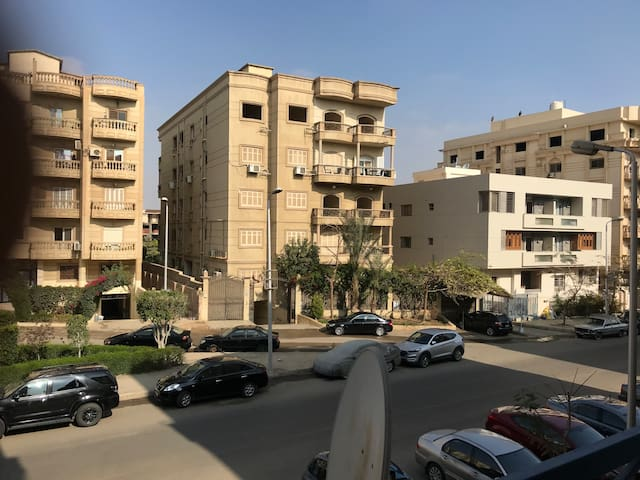 Furnished Appartment in the center of New Cairo