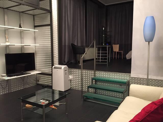 Appartement 70m2 avec 2ch. - Ehlerange - Hus
