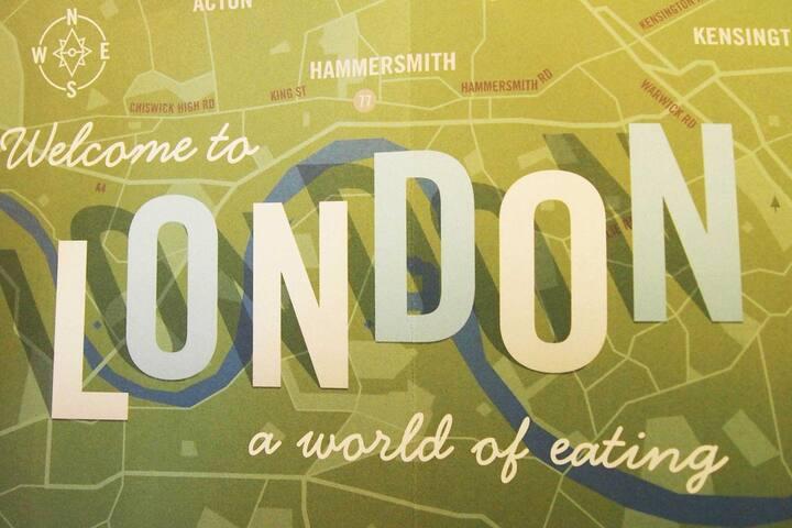 ZONE 1 LARGE RM CENTRE LONDON PADDINGTON HYDE PARK