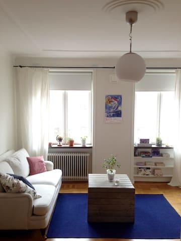 Cozy 1-bedroom apartment in the heart of Möllan - Malmö - Appartement