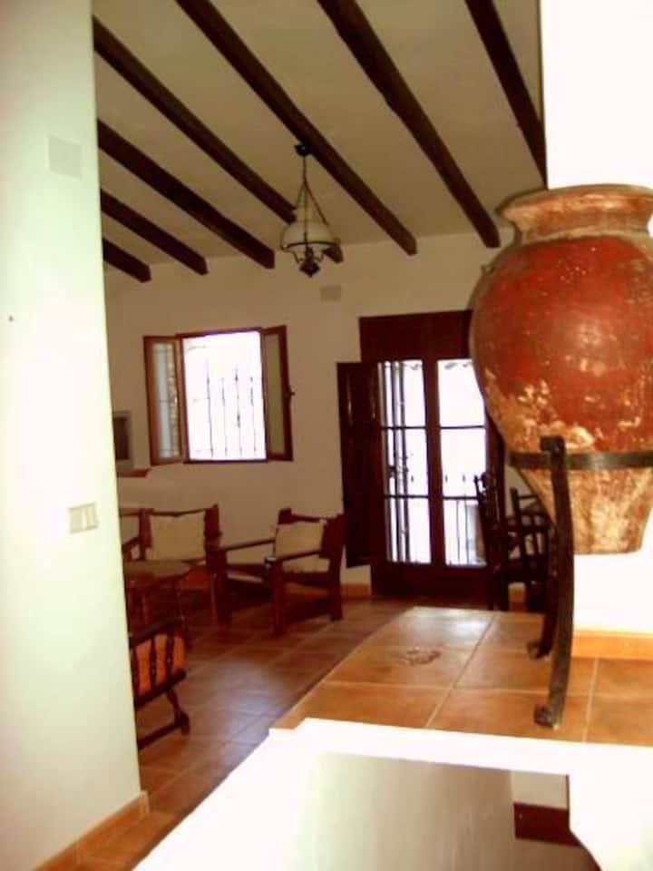 Apartamento Cernoz, casco antiguo de Altea.