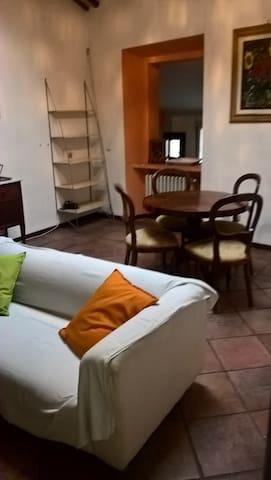 Accogliente appartamento al centro storico.
