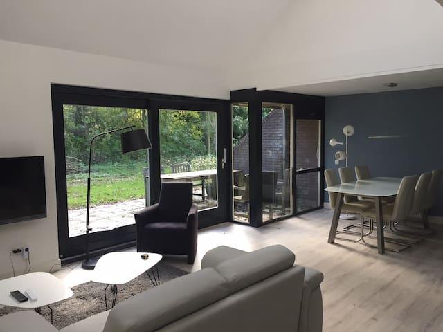 Luxe bungalow in de Groene Ster (Leeuwarden)
