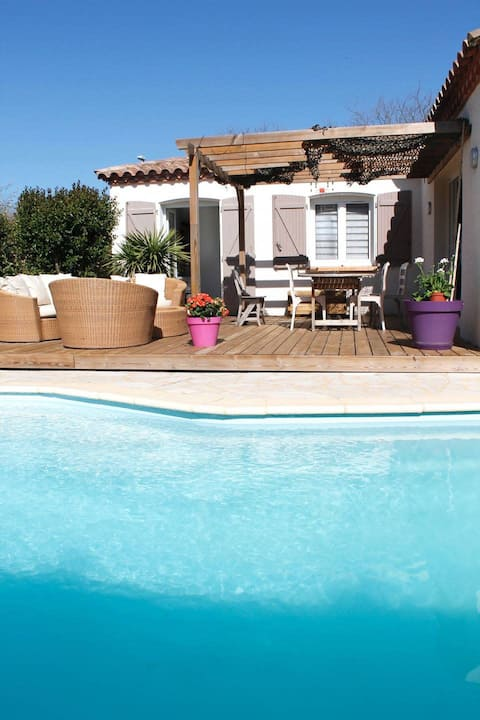 BEAUTIFUL 135SQM HOUSE WITH SWIMMING POOL - LATTES