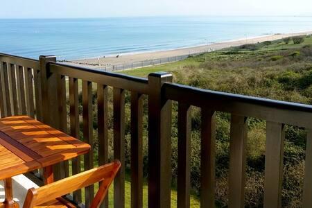 Magnifique vue mer et forêt - Cabourg
