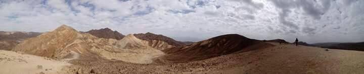 tente nomade du désert