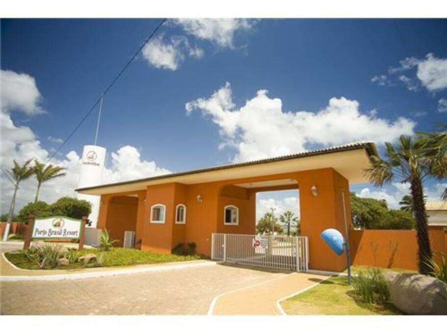 Condomínio Porto Brasil Resort