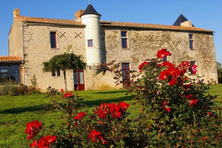 Maison entre Puy du Fou et Futuroscope