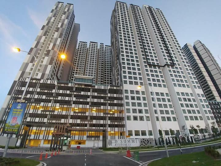 D'Summit Residences