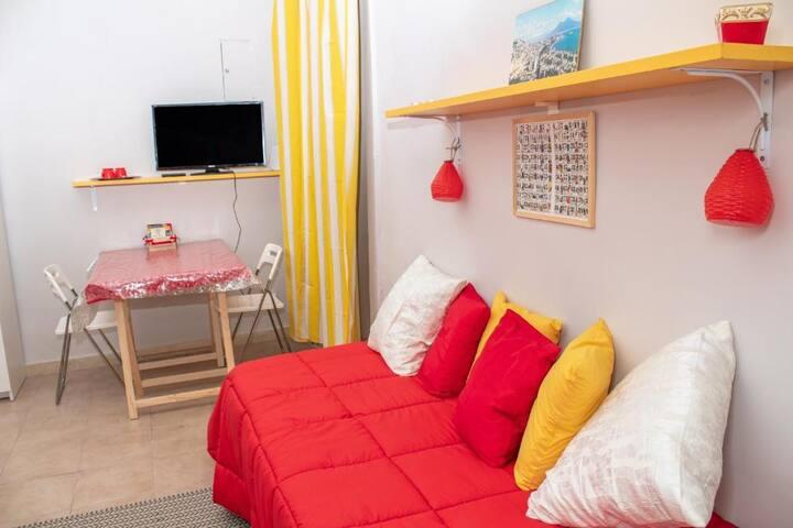 Speranzella flat (Toledo)