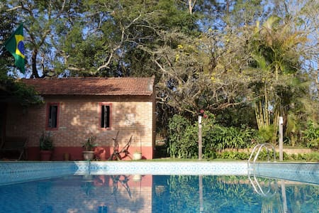 Casa Martins - Suíte - Guararema