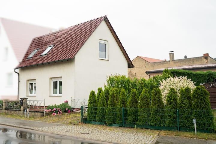 """Ferienhaus """"Uckerseeblick"""""""