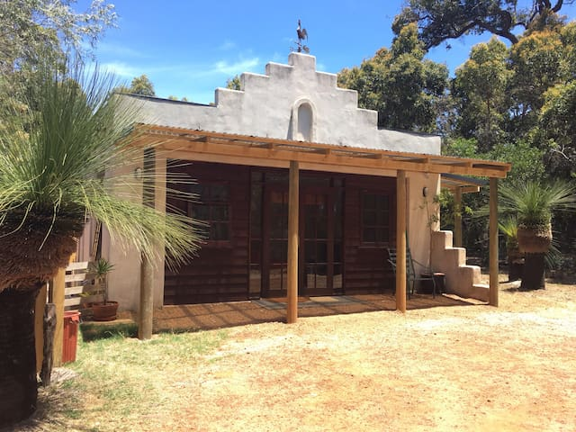 Fully self contained Hacienda
