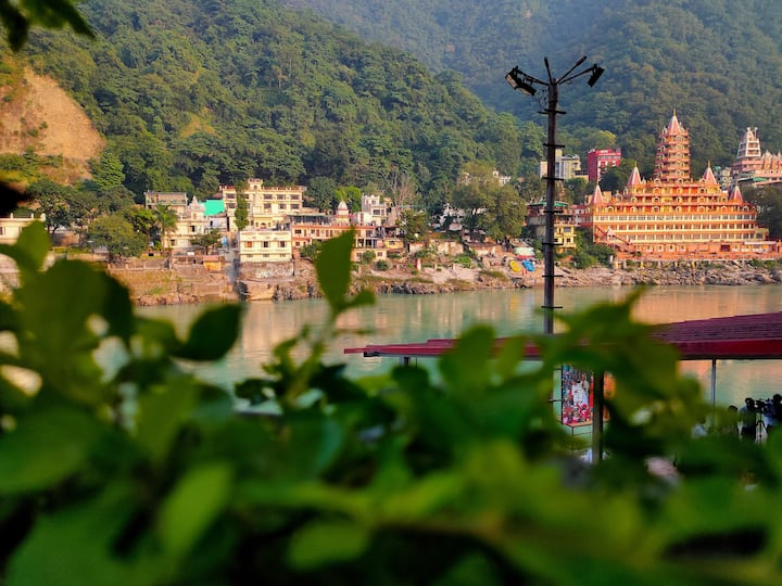 Hridaya Sthal - a quiet home in Rishikesh Valley