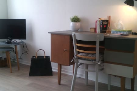Furnished apartment near center - Lille - Apartment