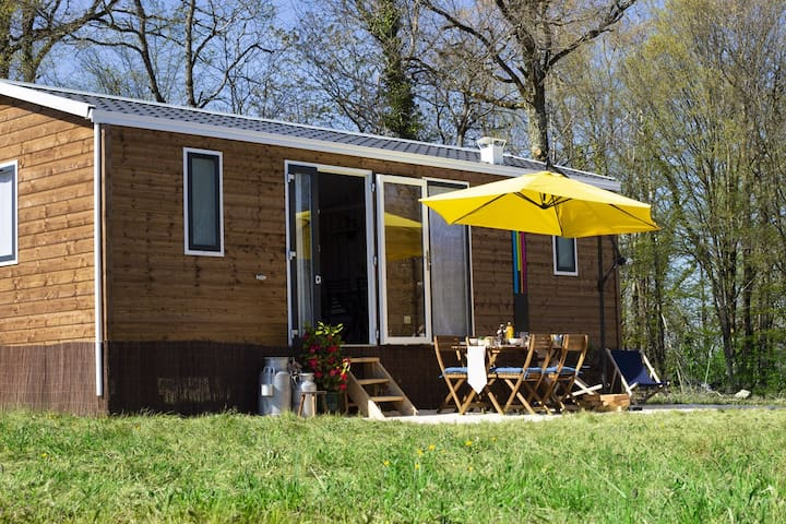Confort house with services package near Dordogne!