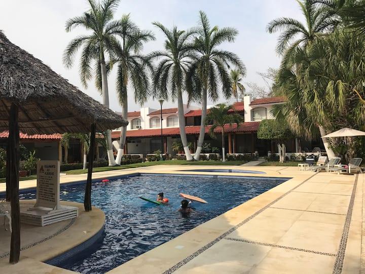 Casa Costa Ixtapa cerca Del Mar