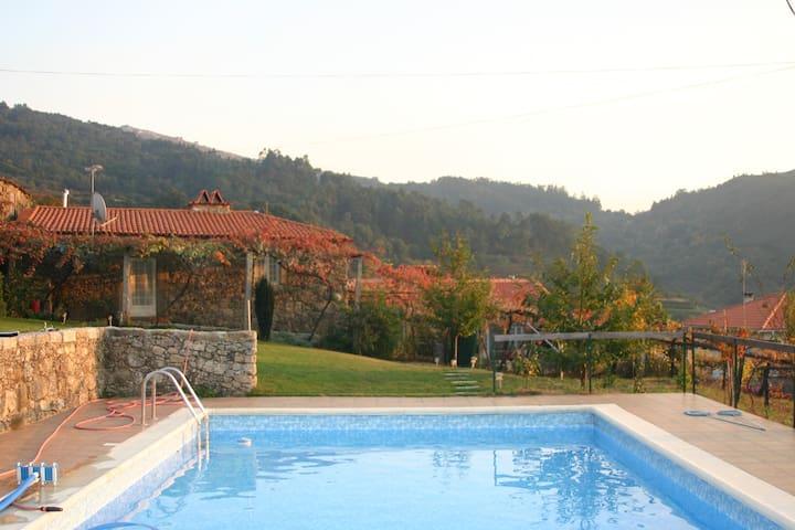 Lagar cottage