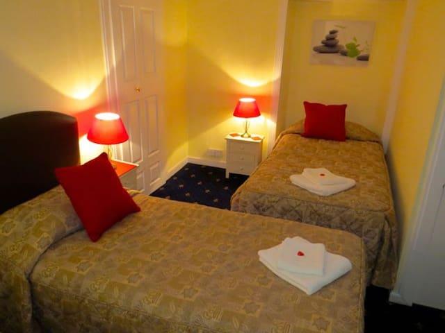 Family Room - Galashiels - Bed & Breakfast