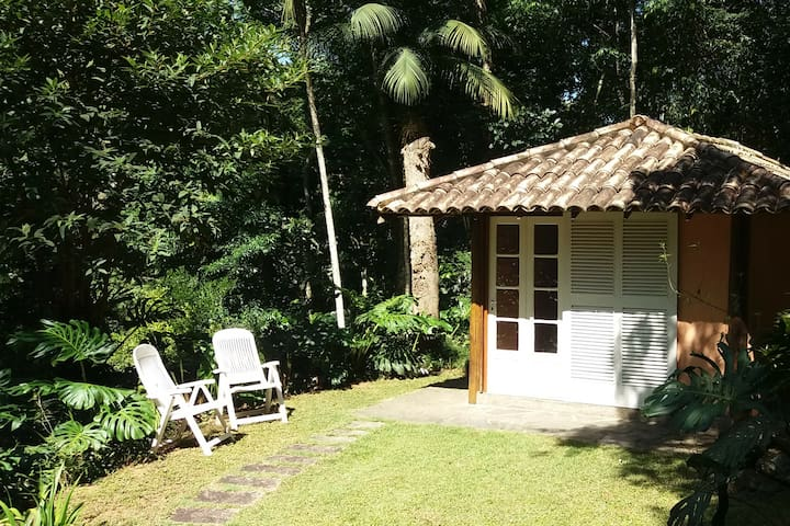 Cozi Cabin in the Atlantic Forest
