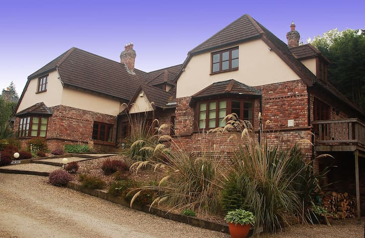 Unique Country Home in Enniskerry - Alan's Room