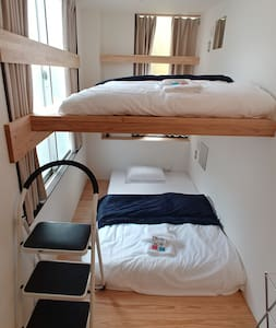 【NEW】In Nagoya Bunk Bed02✿RetroHostel&Restauraunt