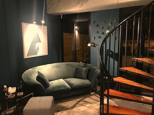 Luxurious Studio/Loft