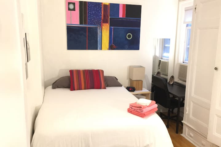 Spacious & Private Bedroom in the Heart of CHELSEA