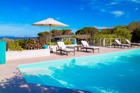 Villa Luxe - Golf de Sperone