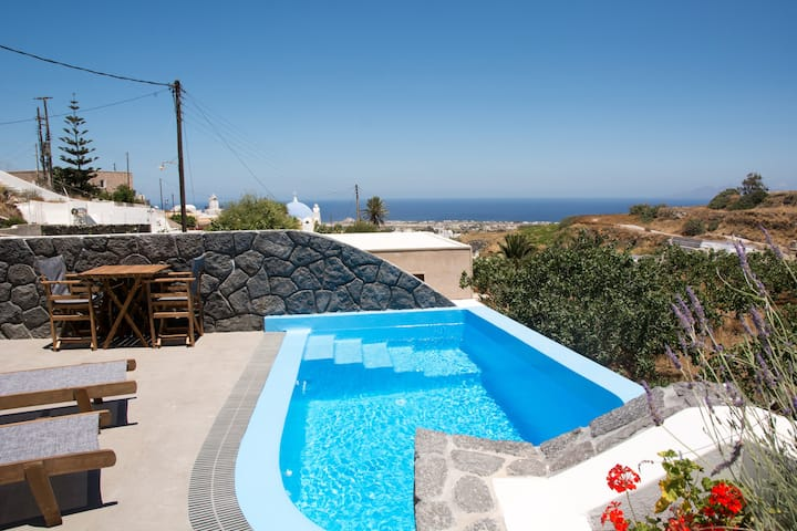 Amphitrite Suite 2 (private pool)