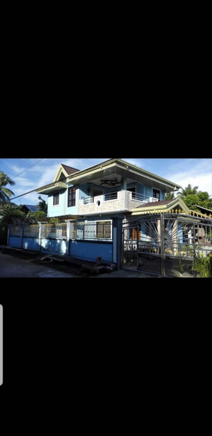 Haus mit direktem Zugang zum Strand