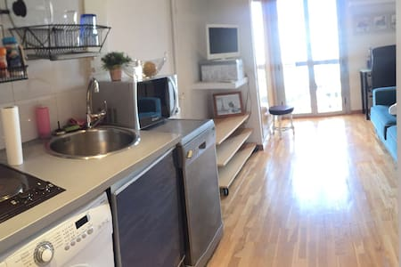 Lovely apartment well equipped - Madri - Casa