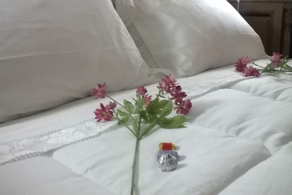 il letto matrimoniale