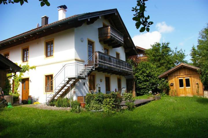 Drei gemütliche Zimmer - Eurasburg - Huis