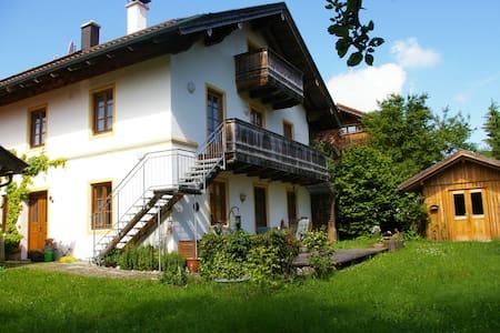 Drei gemütliche Zimmer - Eurasburg - Haus