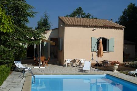 Villa avec piscine Sud Luberon - Pertuis
