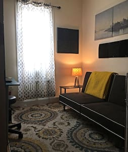 Cozy Harlem Guest Room for 1 or Couple/Close Pals - New York