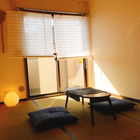 3 mins from Kyoto Station!