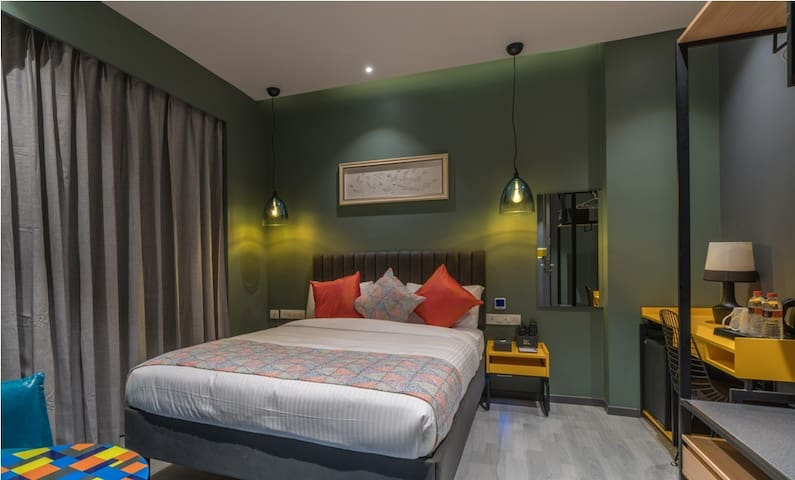 Premium room for your leisure stay.