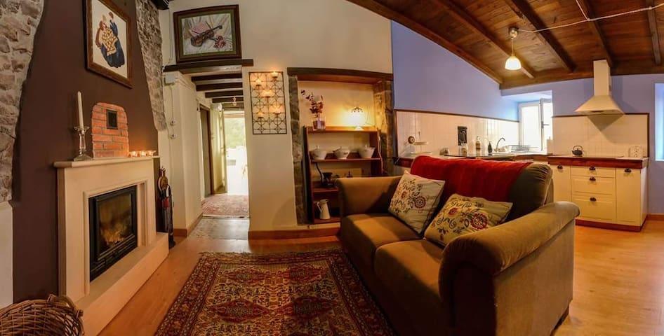 Casa acogedora en zona rural