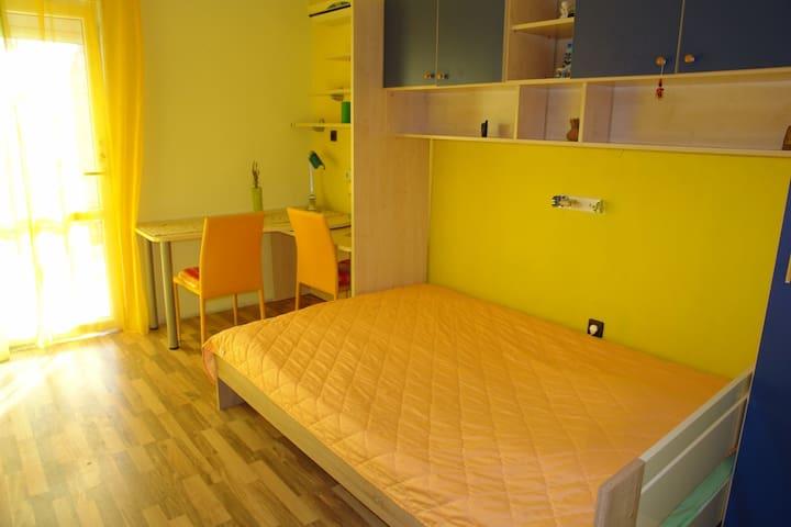 Studio Apartment, 100m from city center, in Dramalj (Crikvenica), Terrace