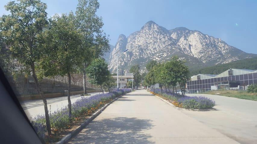 景区内-精装民居-游历在大自然与朴实人文村落间,感受自然之美。 - Zhengzhou Shi - Casa