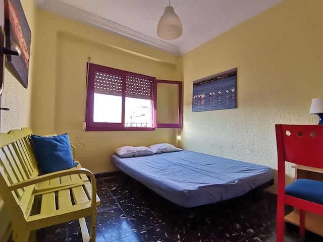 Single Room near Malvarossa
