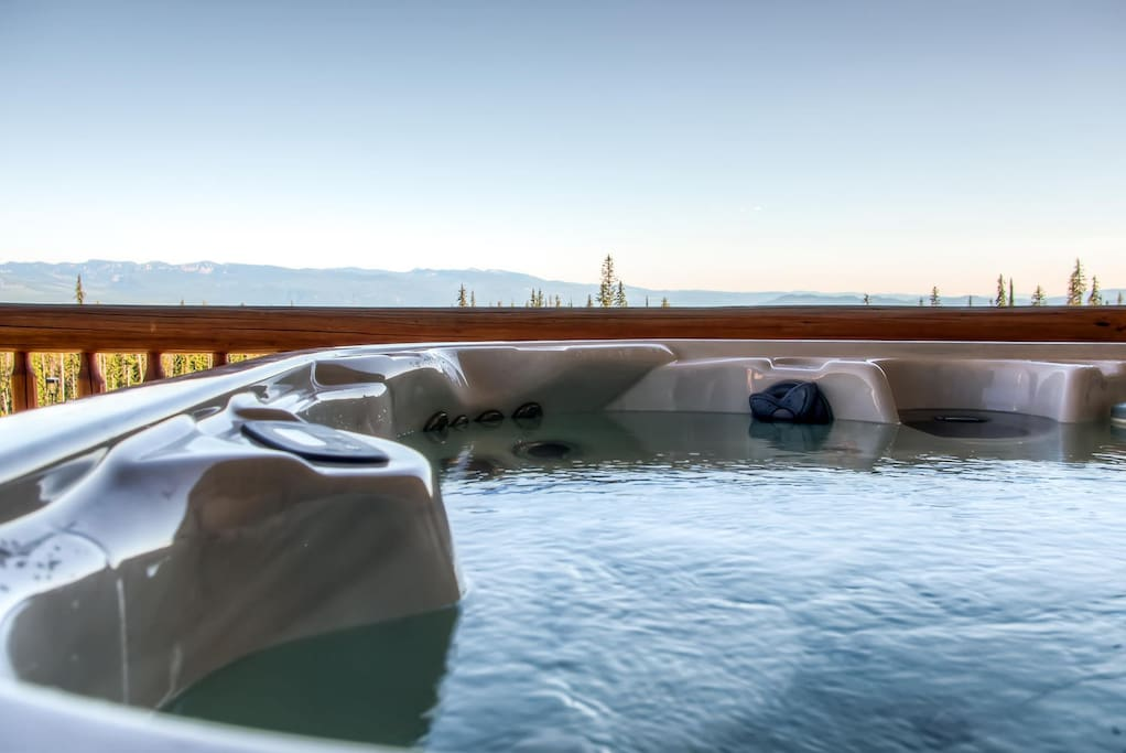 Spyglass 3F Hot Tub