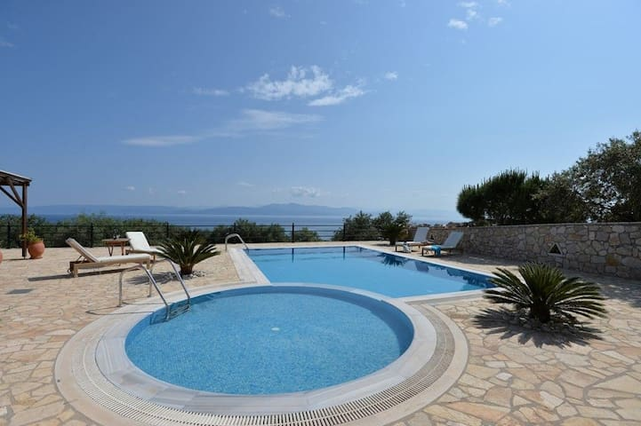 Villa Maria by Paxos Magic Holidays